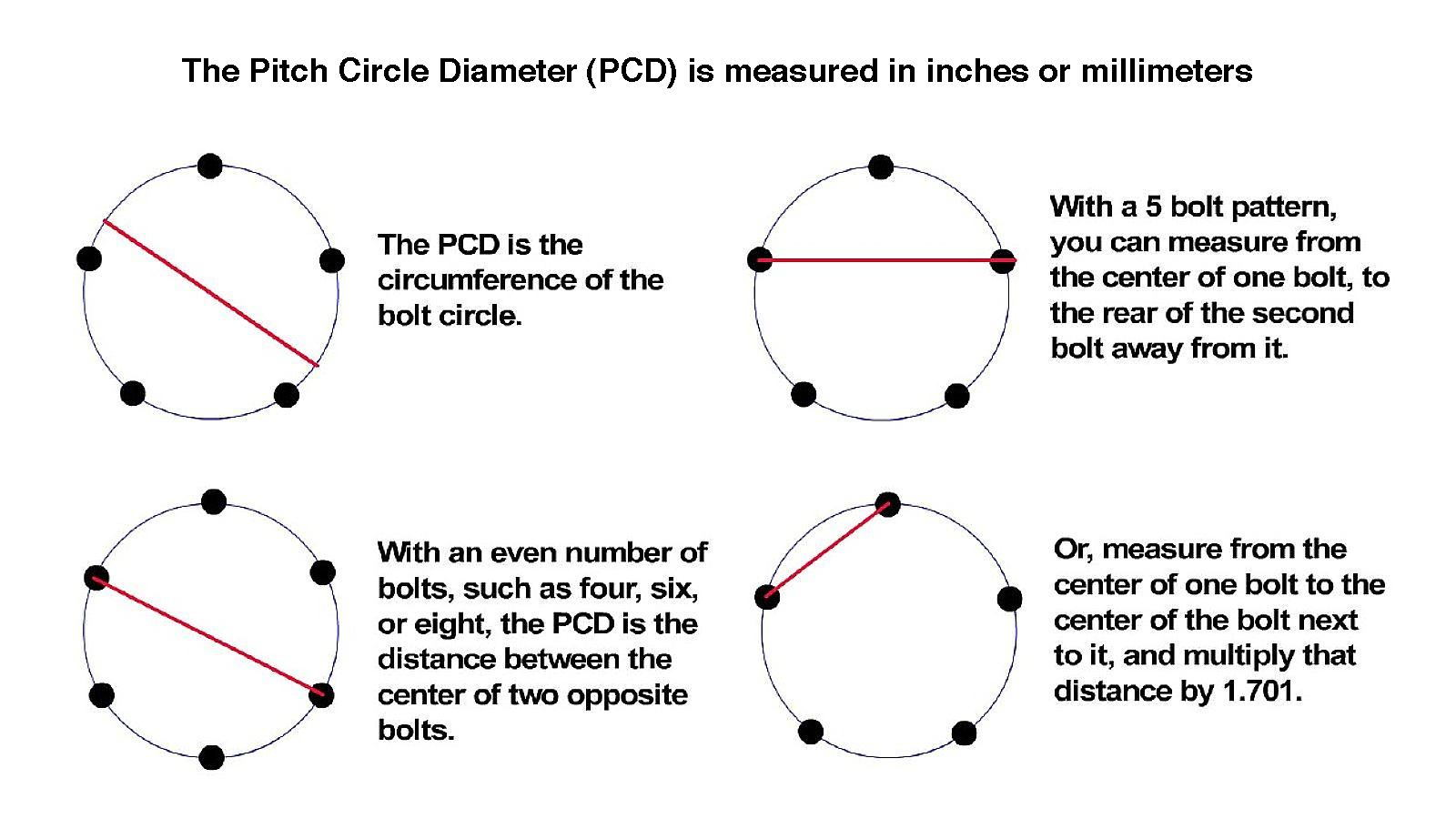 hight resolution of pitch circle diameter pcd diagram
