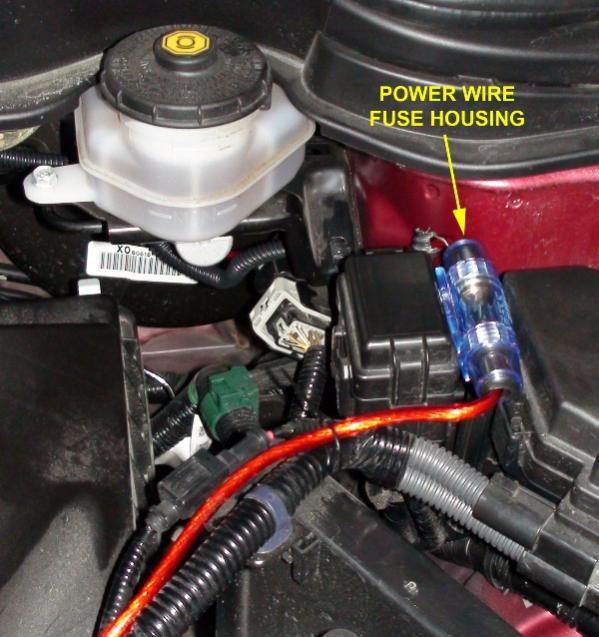 2014 Silverado Fuse Diagram Corvette How To Install Amplifier Corvetteforum