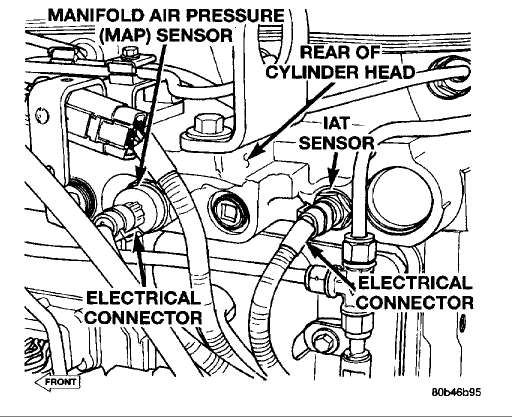 01 Dodge Ram 2500 Map Sensor Wiring Diagram
