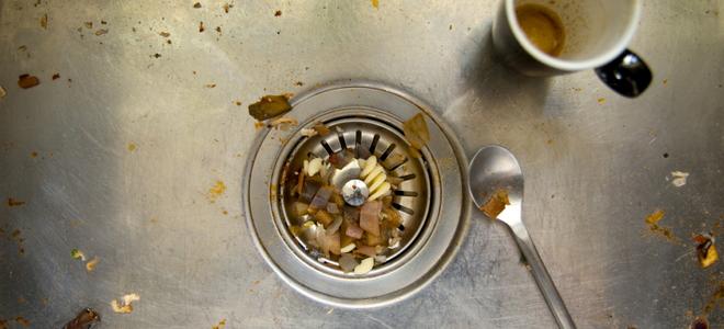 kitchen sink waste disposal modern islands 7 tips for getting rid of garbage odor ...