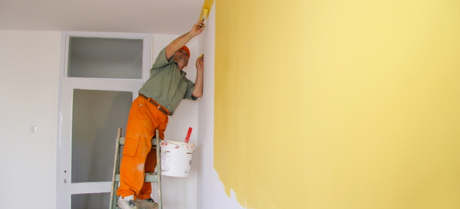 How To Clean Walls Painted With Flat Paint