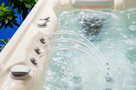 Hot Tub Chemicals Chlorine vs Bromine  DoItYourselfcom