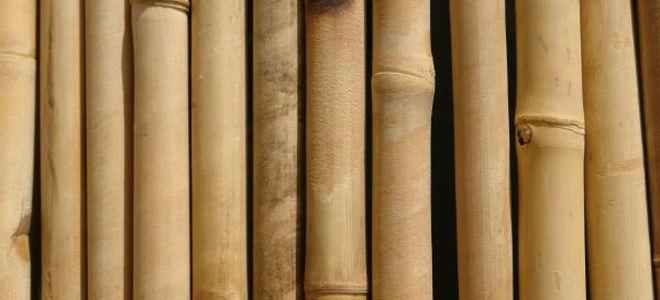 bamboo shower curtain rod benefits