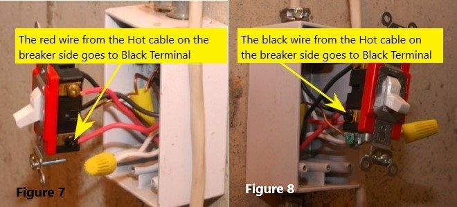 how to install a double pole switch  doityourself