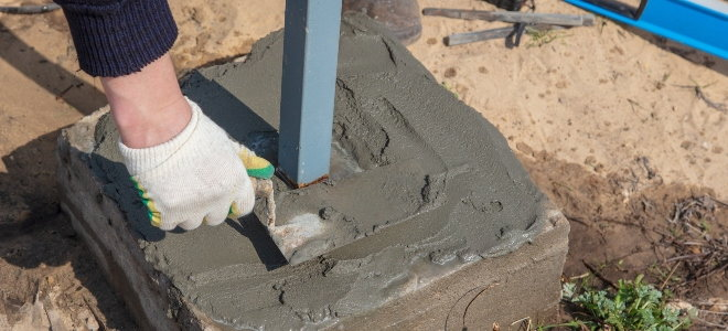 how to level a pier foundation
