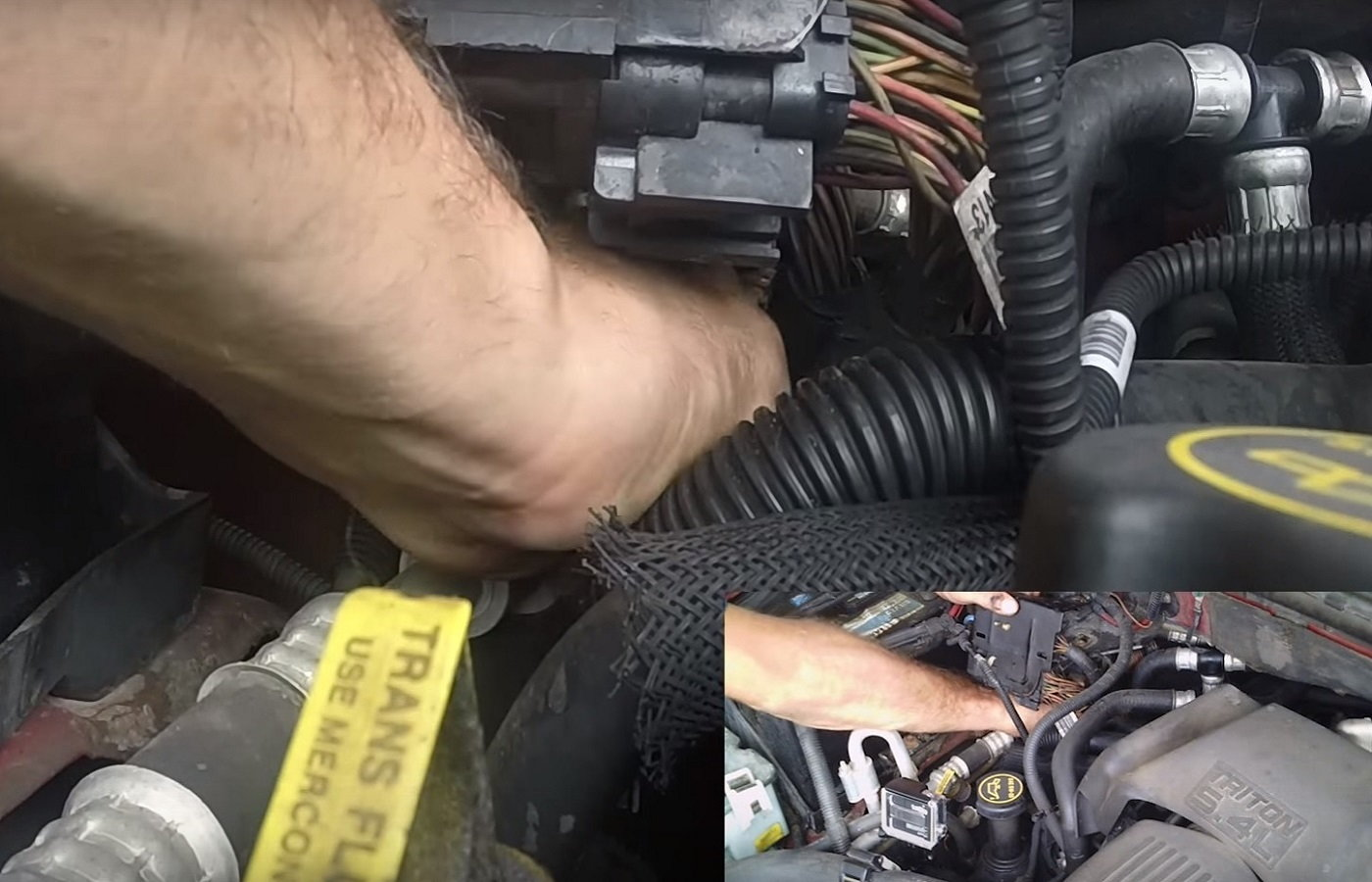 hight resolution of ford f150 air conditioning ac recharge how to charge freon diy