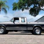 Beautiful 1992 Ford F 150 Xlt Is A One Owner Special Ford Trucks