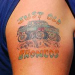 10 Funky Ford Tattoos Ford Trucks