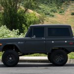 1975 Ford Bronco Restomod Is An Amazing Off Road Build Ford Trucks
