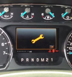 this also means the truck has trouble codes stored that may or may not be transmission related  [ 1600 x 900 Pixel ]