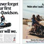 100 Years Of Harley Davidson Advertising Hdforums