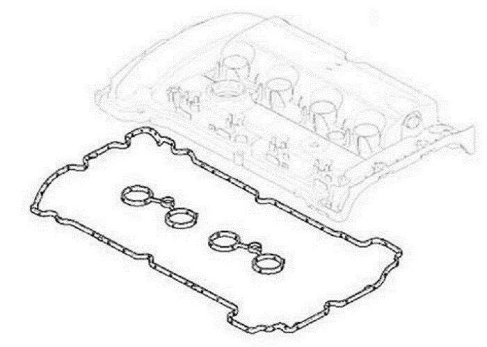Mini Cooper 2007 to 2013 How to Replace Valve Cover Gasket