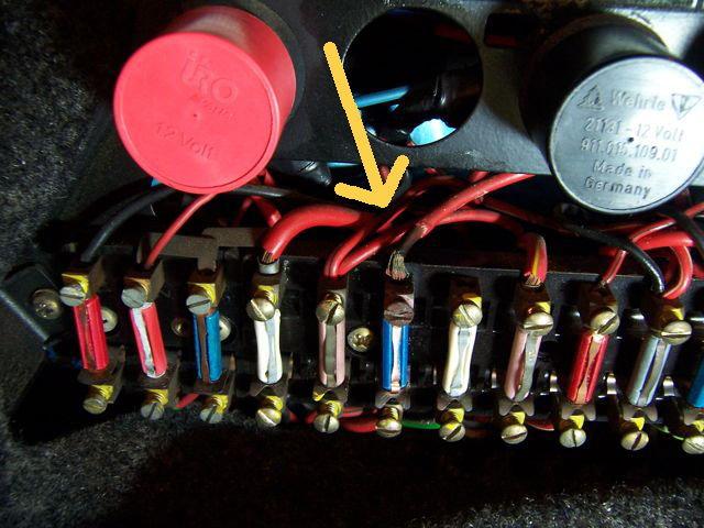 porsche 911 wiring diagram rj11 wall socket australia 997 fuse box - rennlist