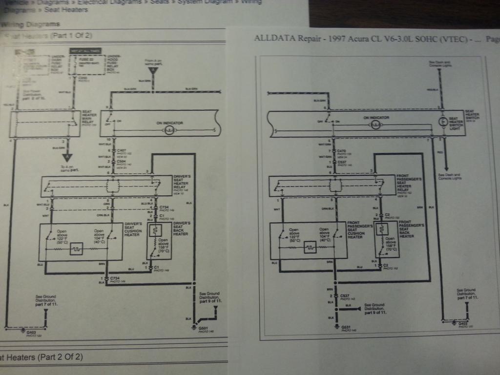 Hondacar Wiring Diagram Page 6