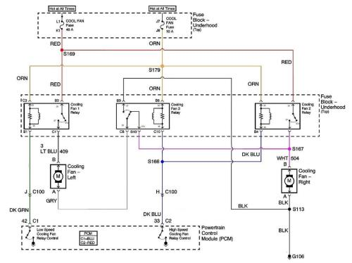 small resolution of cooling fan relay wiring diagram for ls3 wiring diagram for you ls3 wiring diagram ls1tech wiring