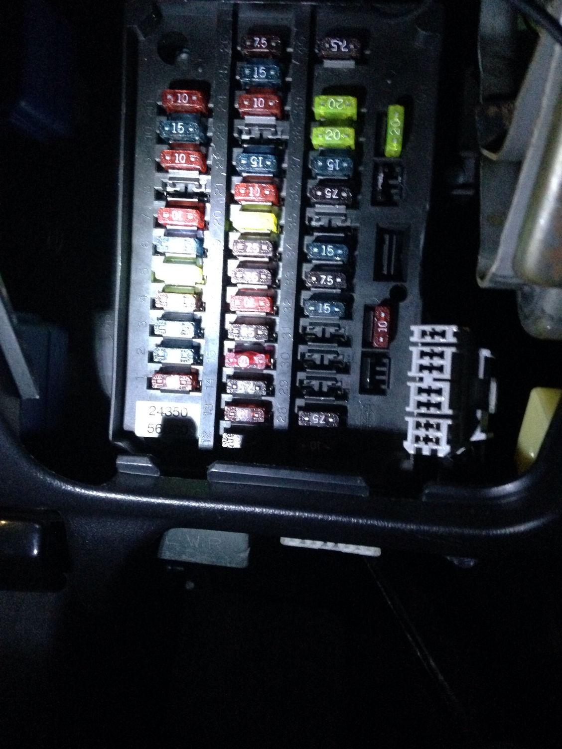 Fuse Box 1995 Nissan Maxima Electrical Wiring Diagrams 1994 Fuses 1999 Online Circuit Diagram U2022