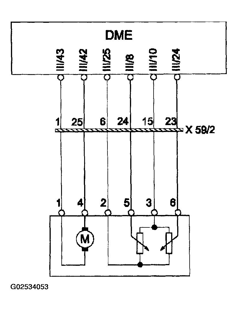 996 Throttle Position Sensor (TPS) range values