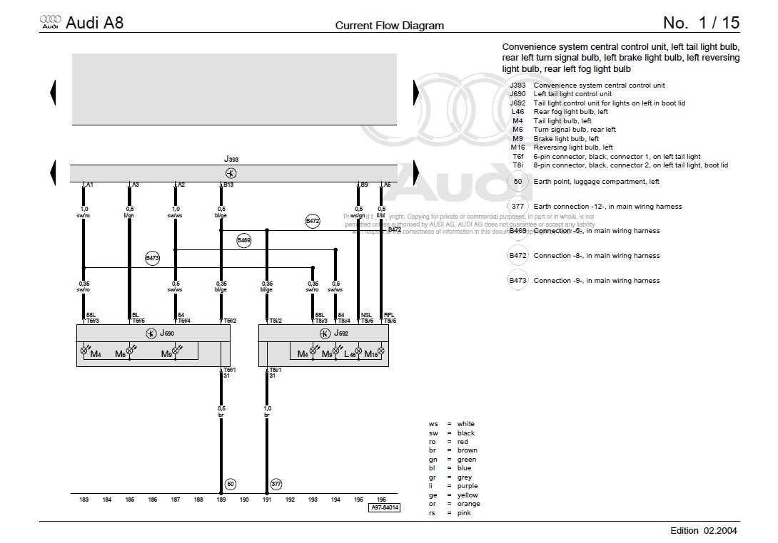 hight resolution of 2004 audi a8 wiring diagram wiring diagram log 2005 audi a8 wiring diagram