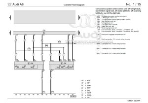 Rear Tail Light Wiring Diagrams  AudiWorld Forums