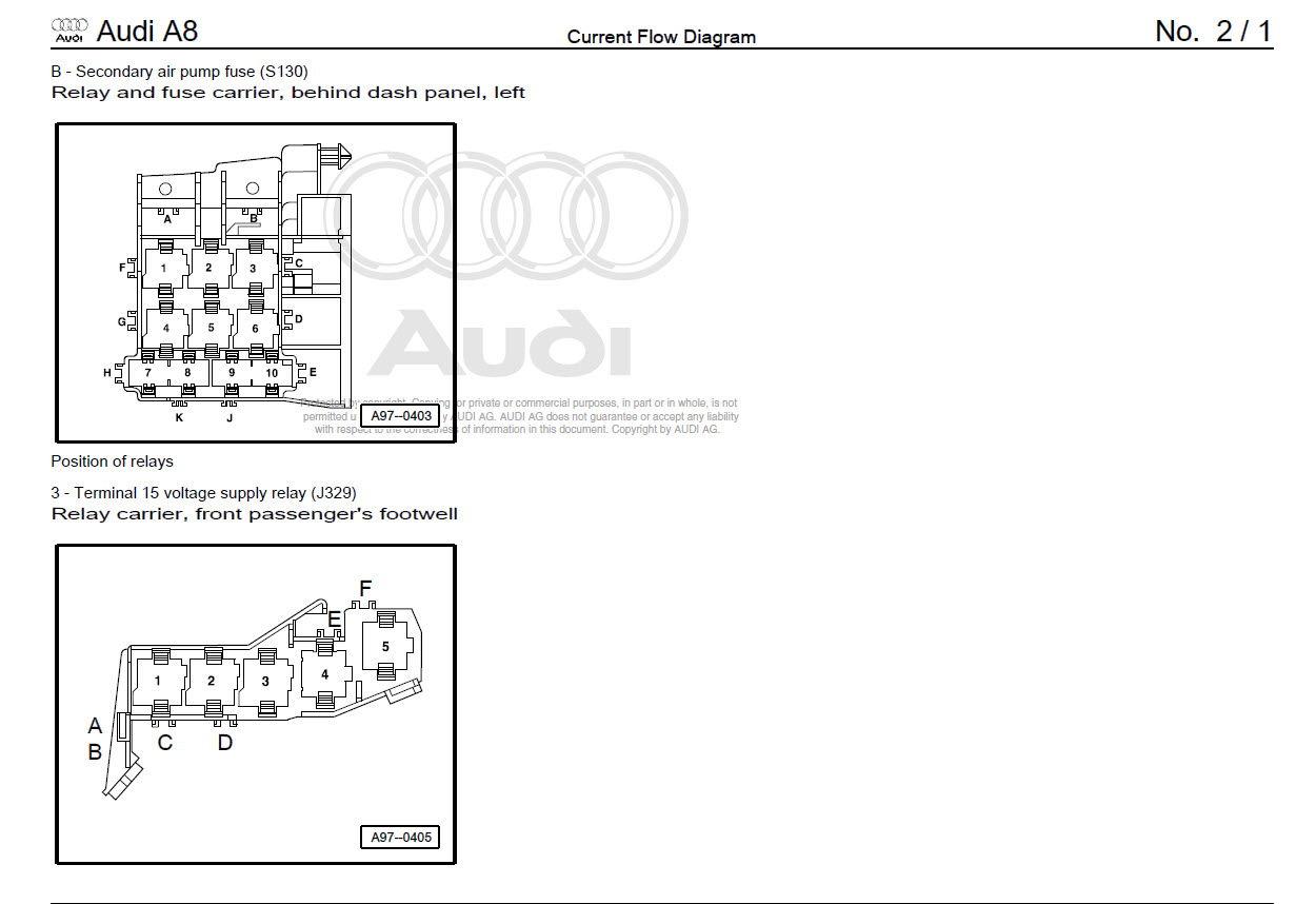 Audi S2 Wiring Diagrams Audi Wiring Diagrams