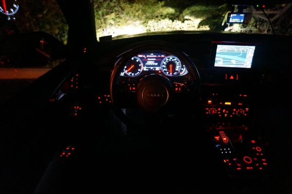 20 Audi A3 Interior At Night Pictures And Ideas On Meta Networks