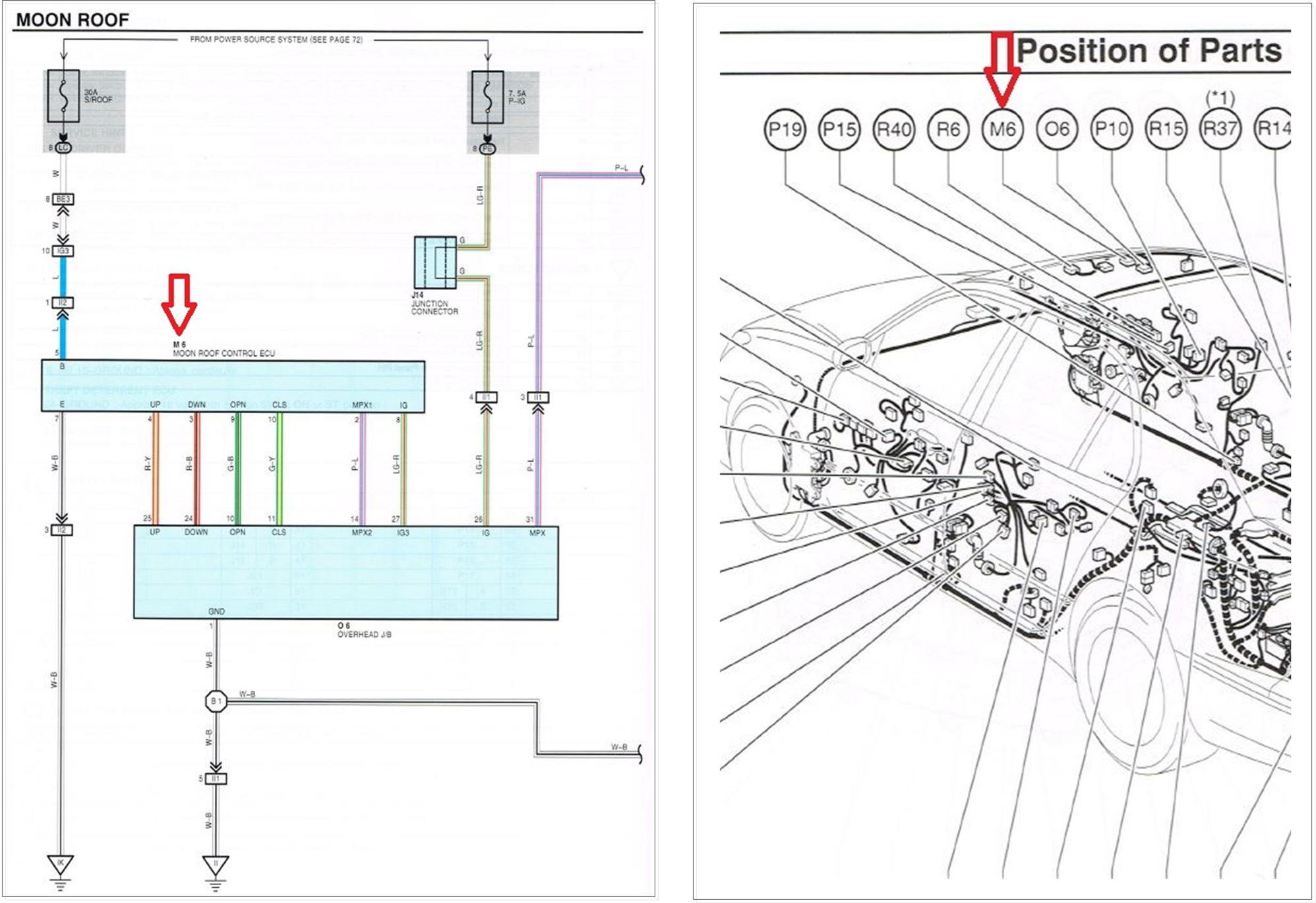 hight resolution of lexus sc430 fuse box diagram lexus sc430 interior wiring 91 ls400 wiring diagram 93 lexus es300 radio wiring