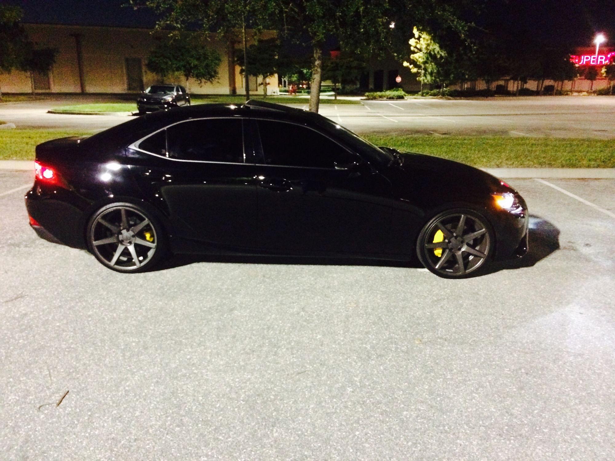 FL 2014 Lexus is350 non f sport Lease take over $350 ClubLexus