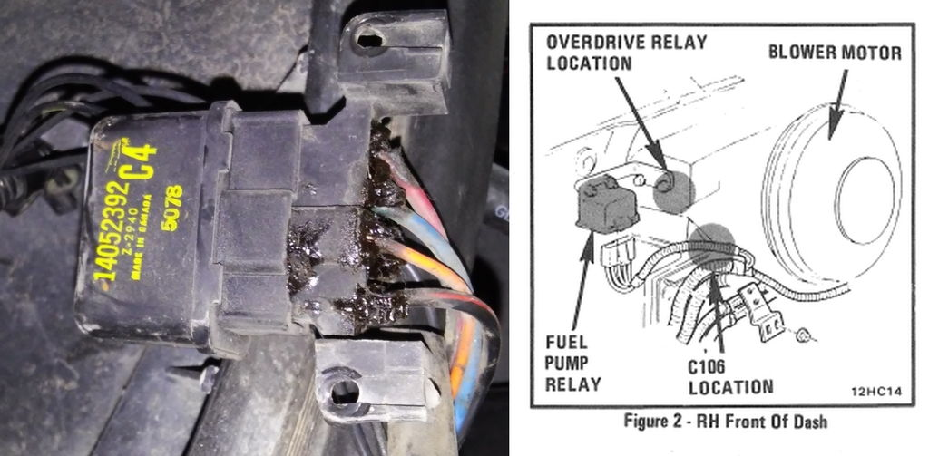 1994 Corvette Wiring Diagram Moreover Chevrolet Corvette Wiring