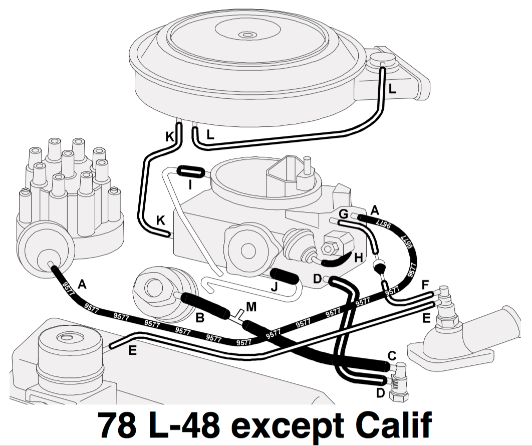 C3 Corvette Heater Control Diagram