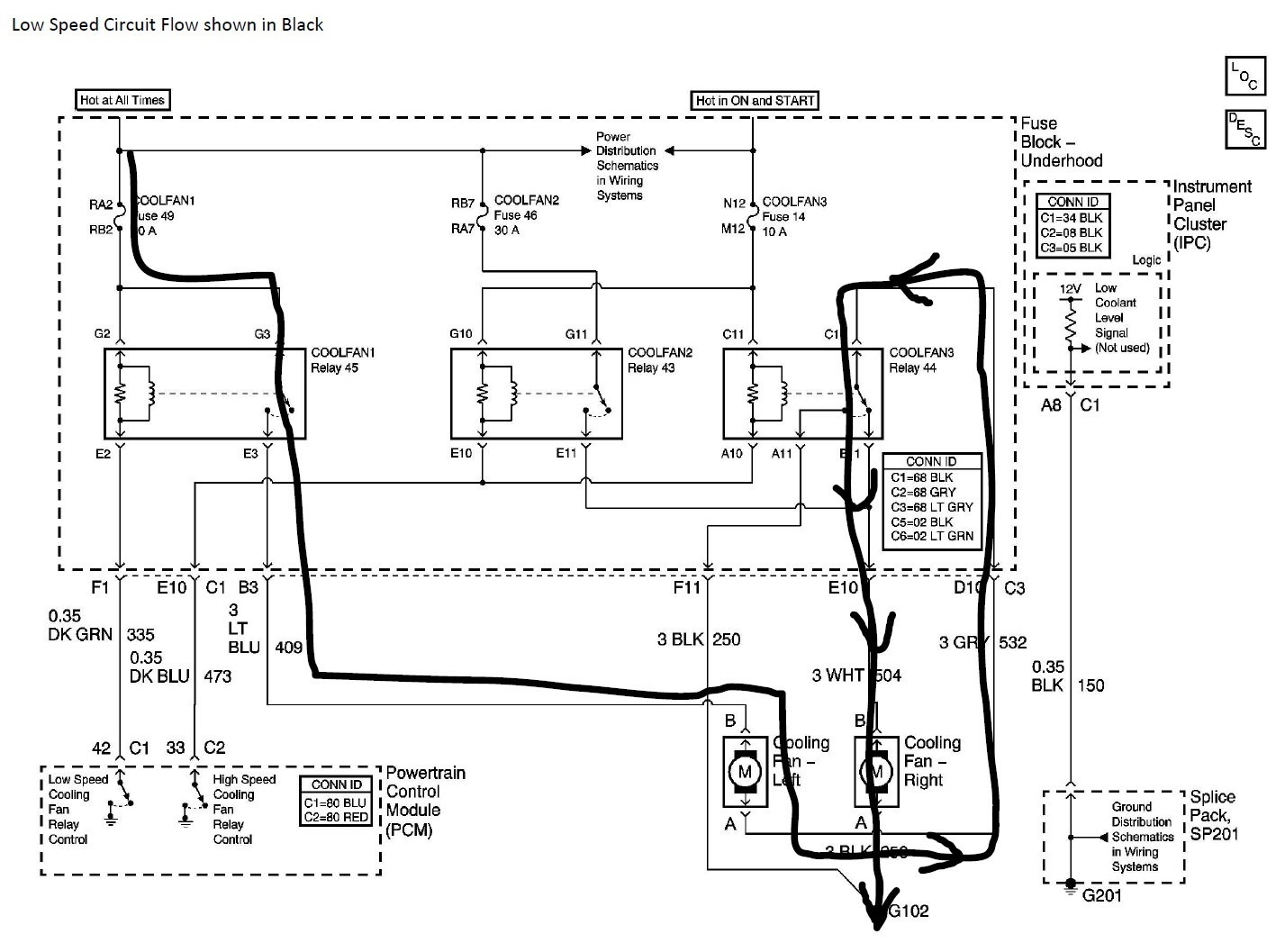 C5 Corvette Cooling System Diagram. water pump inlet kit