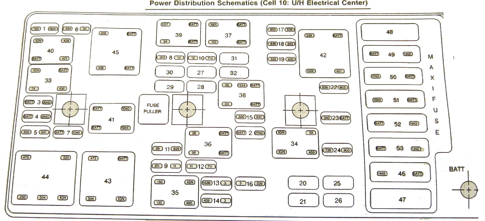 hight resolution of c5 corvette fuse diagram wiring diagram expert c5 allroad fuse box diagram c5 fuse box diagram