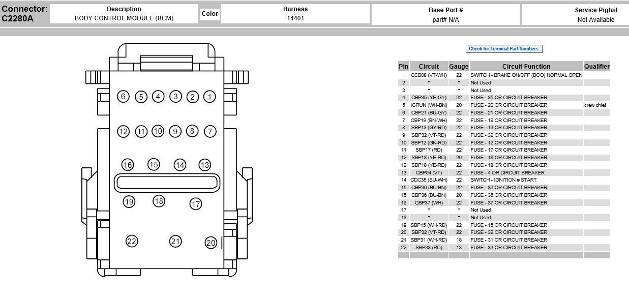 2012 F 150 Bcm Wiring Diagram : 29 Wiring Diagram Images