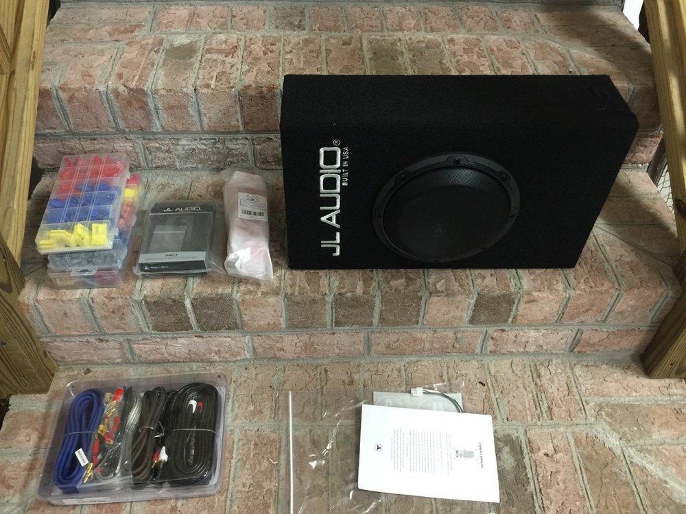 medium resolution of jl audio acp108lg w3v3 and install materials