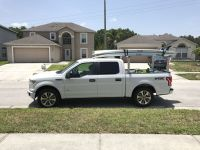 SUP/Kayak on SCREW roof rack? - Ford F150 Forum ...