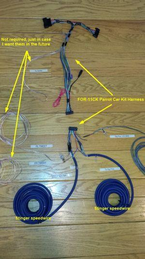 2015 F150 XLT Screw Audio System Upgrade Log (Sync wNav