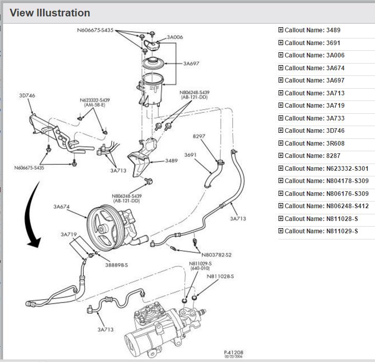 [DIAGRAM] Krc Power Steering Pump Diagram FULL Version HD