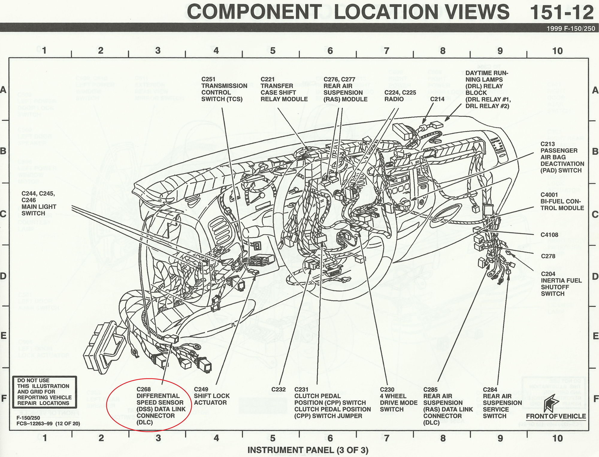 1992 Ford F150 Trailer Plug Wiring Diagram. 1992