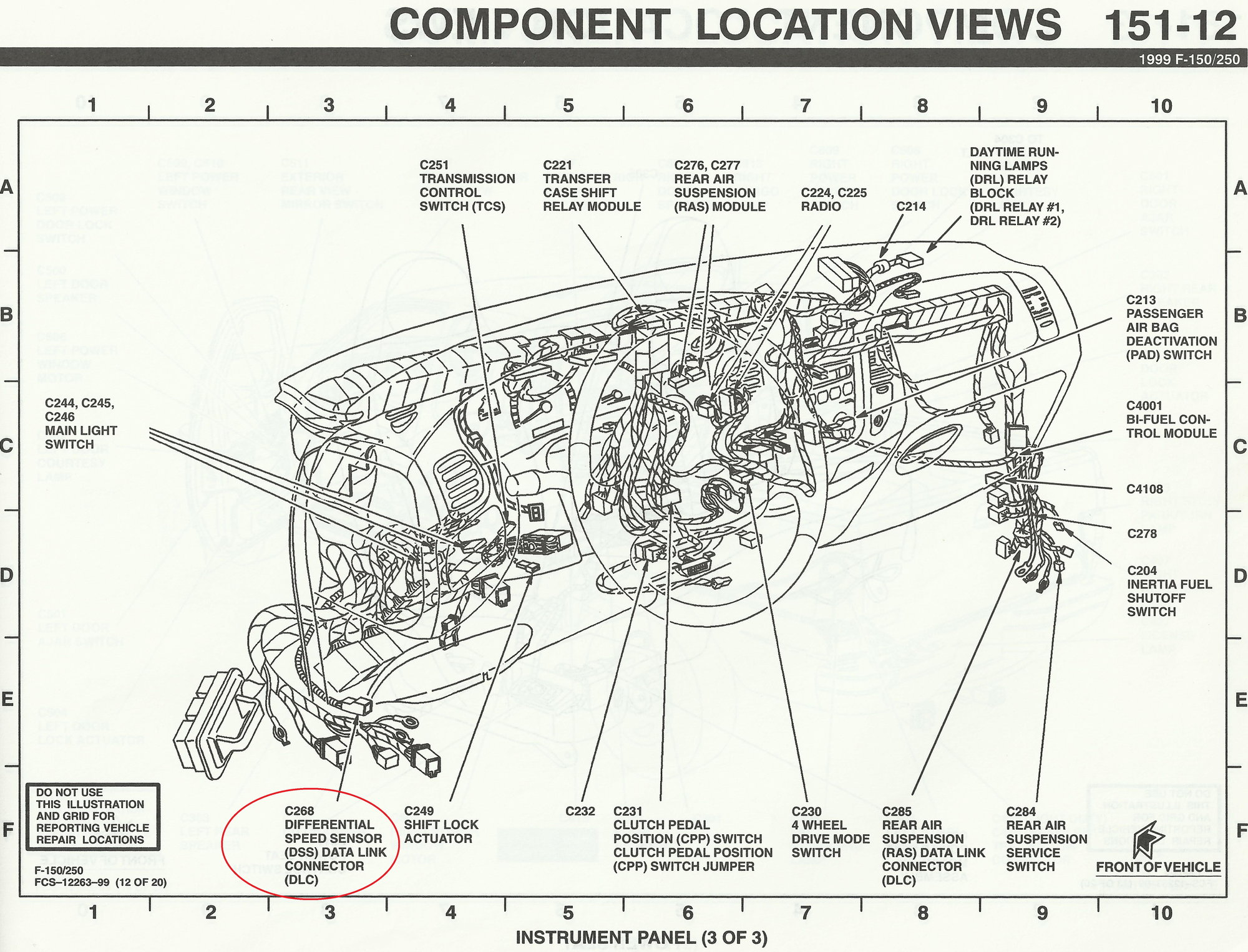F150 4x4 Wiring Diagram