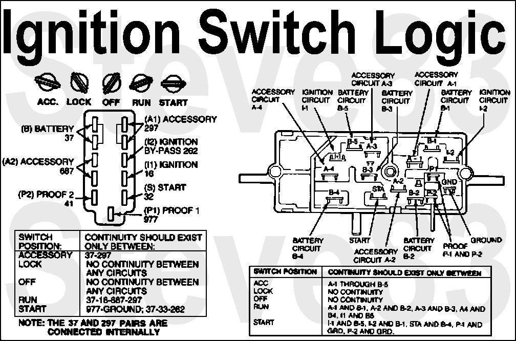 58 chevy ignition switch wiring