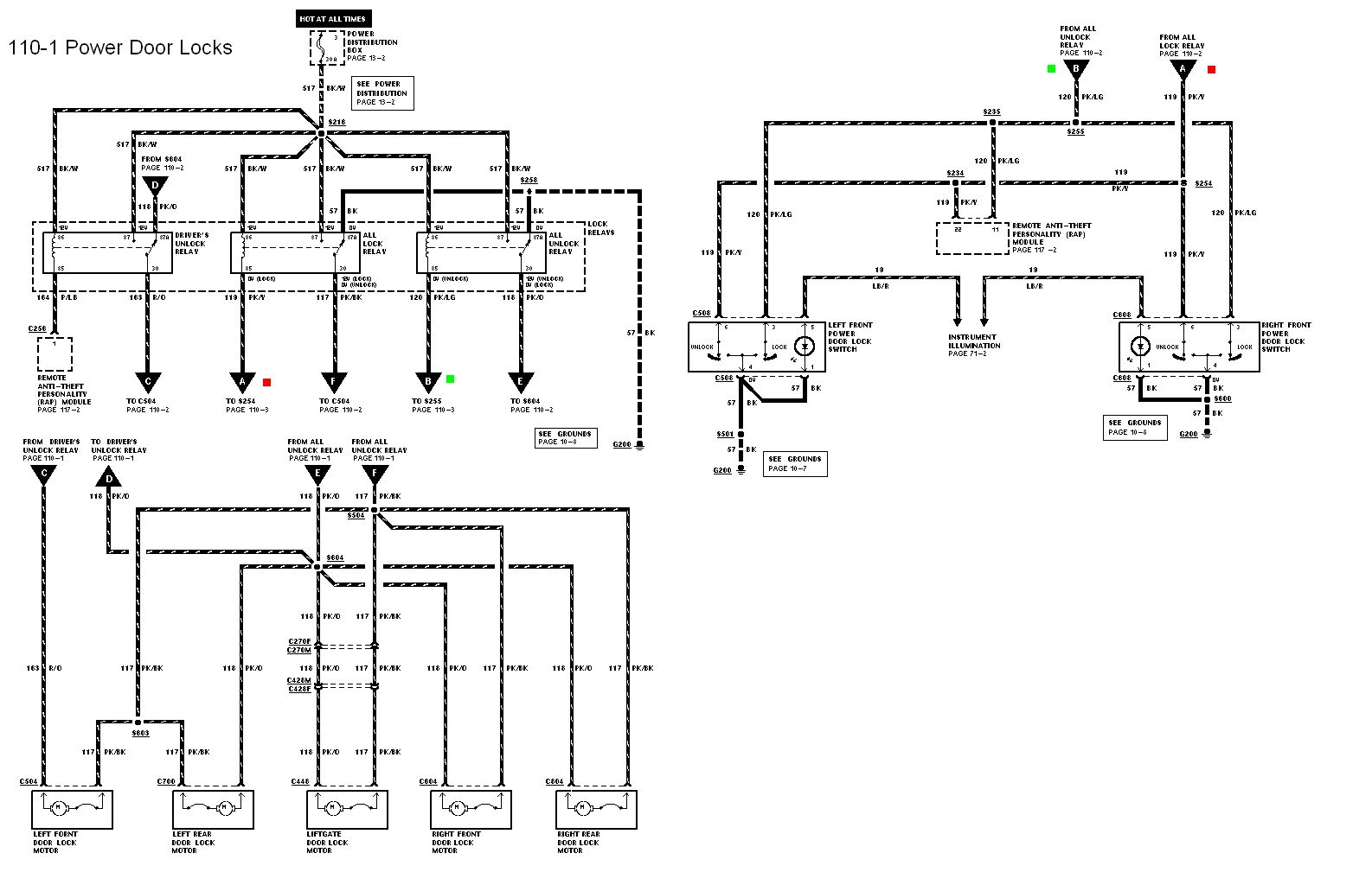 5 Pin Relay Coil Schematic