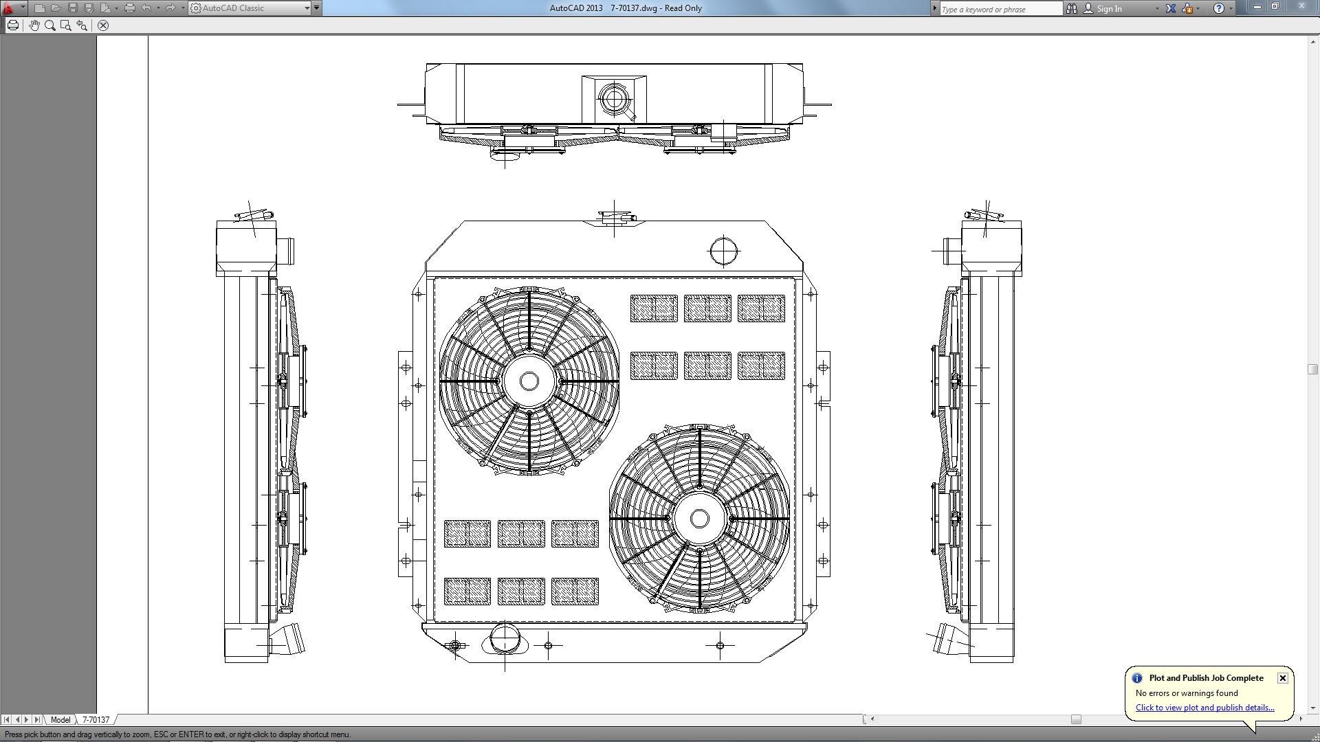 Super Cooling Vs Camper Special Radiator