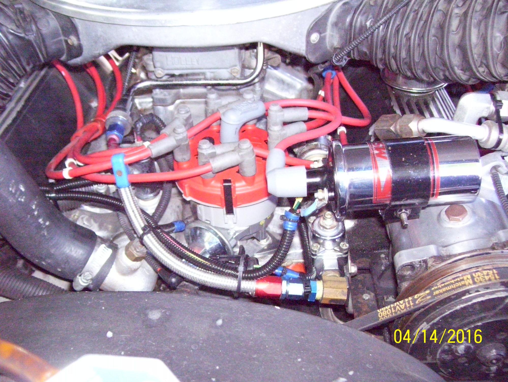 ford duraspark ignition 2009 pontiac g6 radio wiring diagram hei distributor problem truck enthusiasts forums