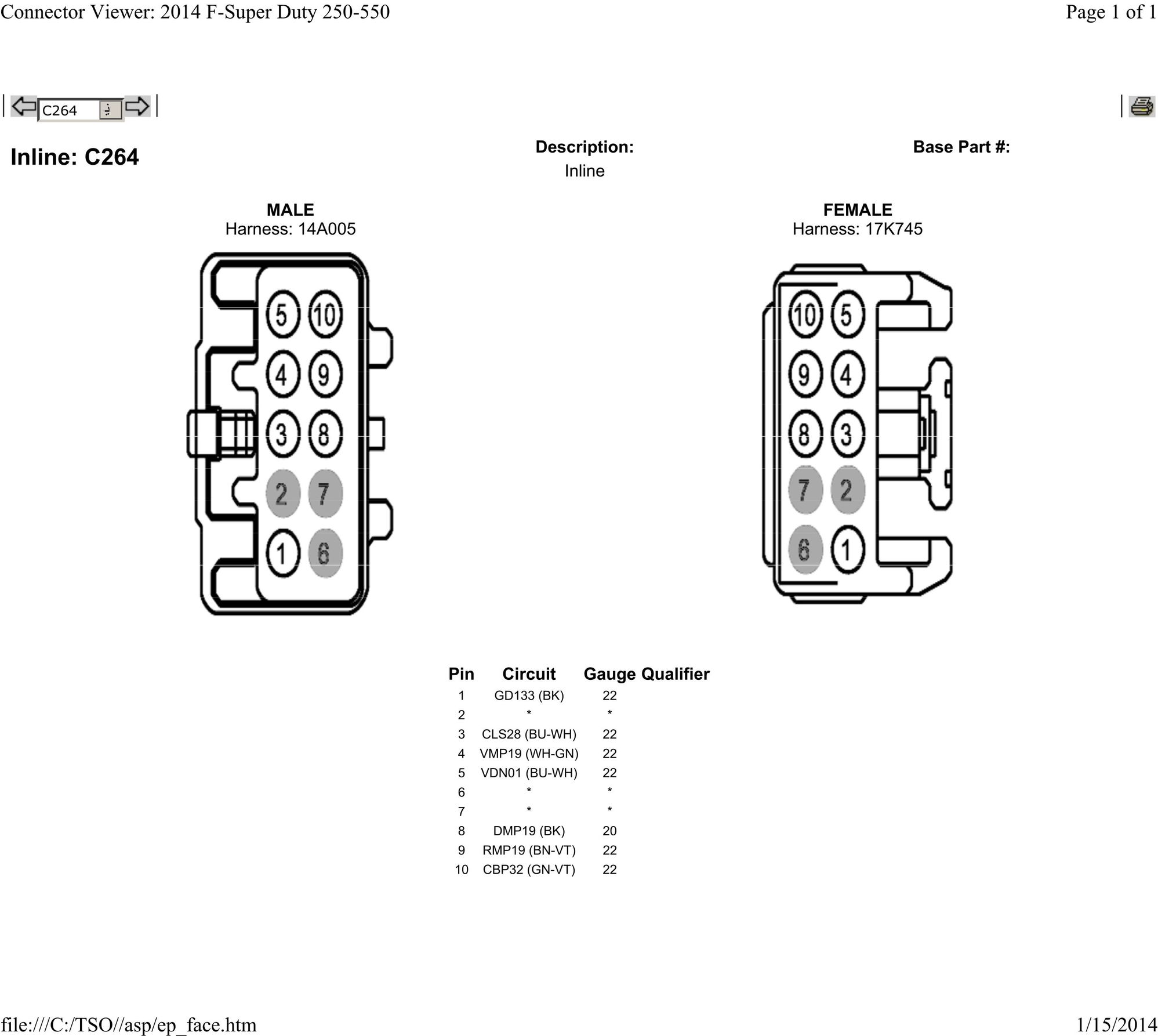 Ford Super Duty Backup Camera Wiring Diagram