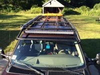 FS: Ford Excursion roof rack - Custom built - Southern ...