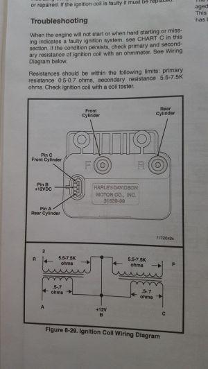One Dead Cylinder, No Spark  Page 2  Harley Davidson Forums