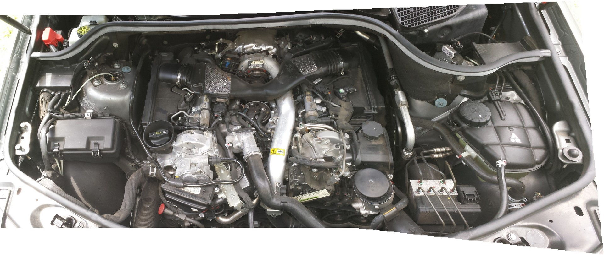ecu wiring diagram mercedes 2003 ford f150 power mirror w164 - where are glow plugs in photo mbworld.org forums