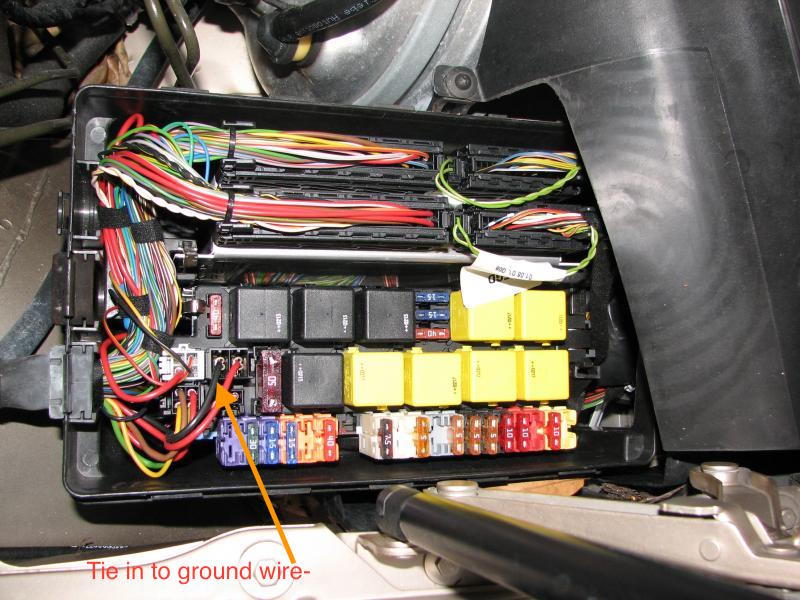 2002 mercedes s430 fuse box