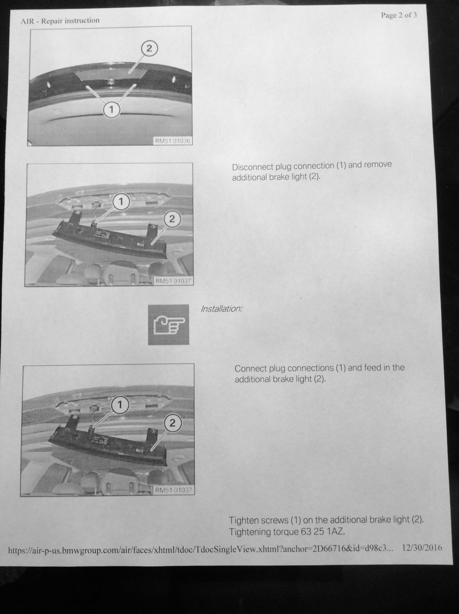 third brake light law 98 honda civic fuse box diagram how to remove install pulsar flasher