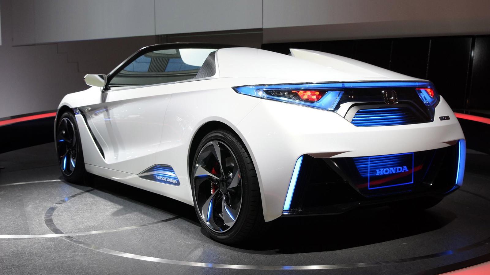 2011 Honda Ev Ster Concept Live Photos 2011 Tokyo Motor Show