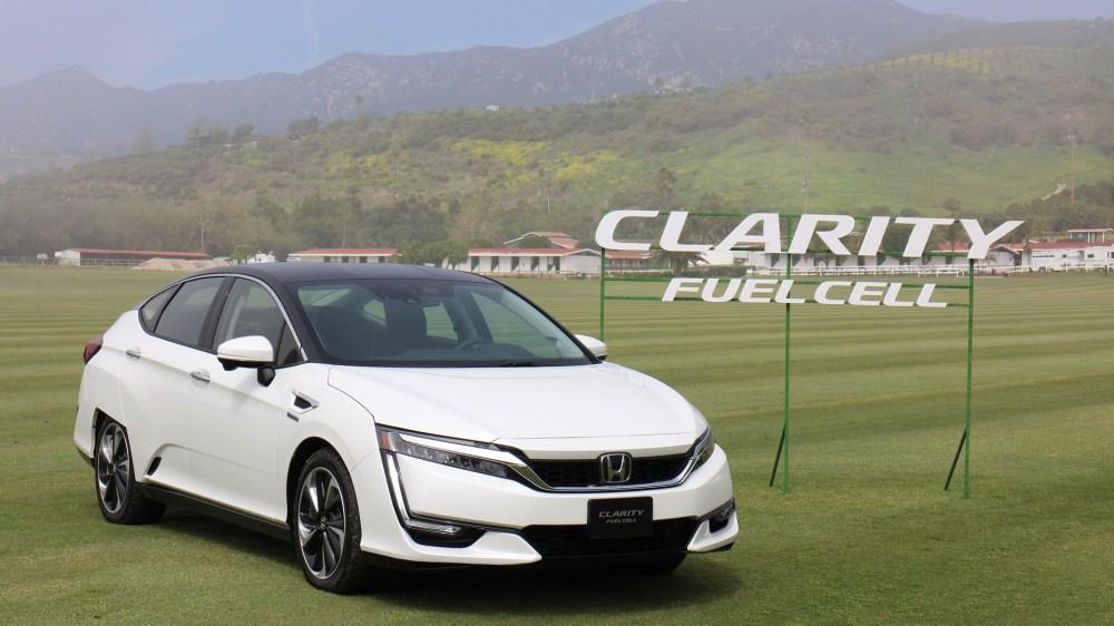 medium resolution of  2017 honda clarity fuel cell santa barbara ca march 2017